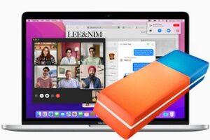 Effacer contenu et réglages sur macOS Monterey (Intel puce T2 / Apple Silicon M1)